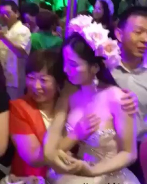 الصين,مسخرة