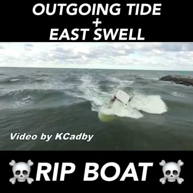 طراد,غرق